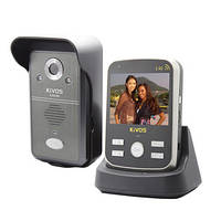 Видеодомофон беспроводной для дома Kivos KDB300, фото 1