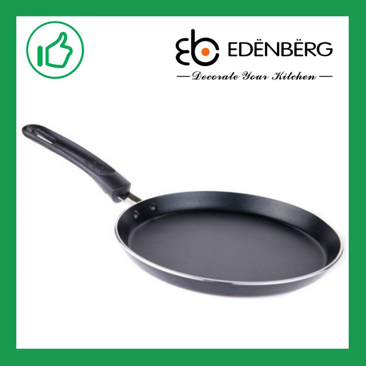 Cковорода для блинов Edenberg с антипригарным тефлоновым покрытием 24 см (EB-3383)