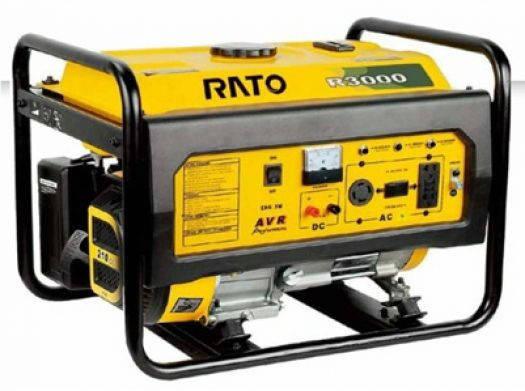 Генератор Rato R3000W, фото 2