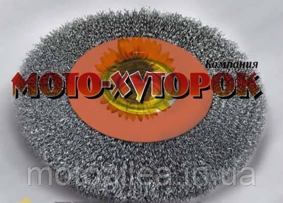 Щетки X-Treme дисковые, рифленая проволока