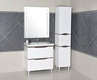 Комплект мебели для ванной комнаты ТМ Аква Родос Венеция 80