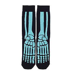 Носки женские Dodo Socks X-ray 36-38, черные