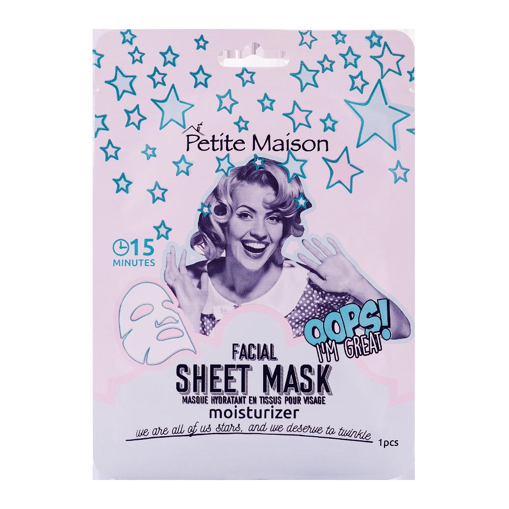 Зволожуюча маска-патч BFF Petite Maison 25 мл (3409025)