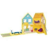 Дом Пеппы делюкс игровой набор Peppa домик с мебелью, фигурка пеппы 6865