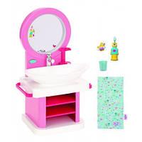 Водные Забавы Свет, Звук Интерактивный Умывальник Для Куклы Baby Born Zapf 827093