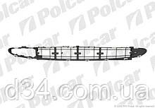 Решетка бампера передн Mercedes A-Class W168 01-04