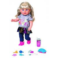 Сестрёнка - кукла Baby Born серии Нежные объятия Zapf 824603