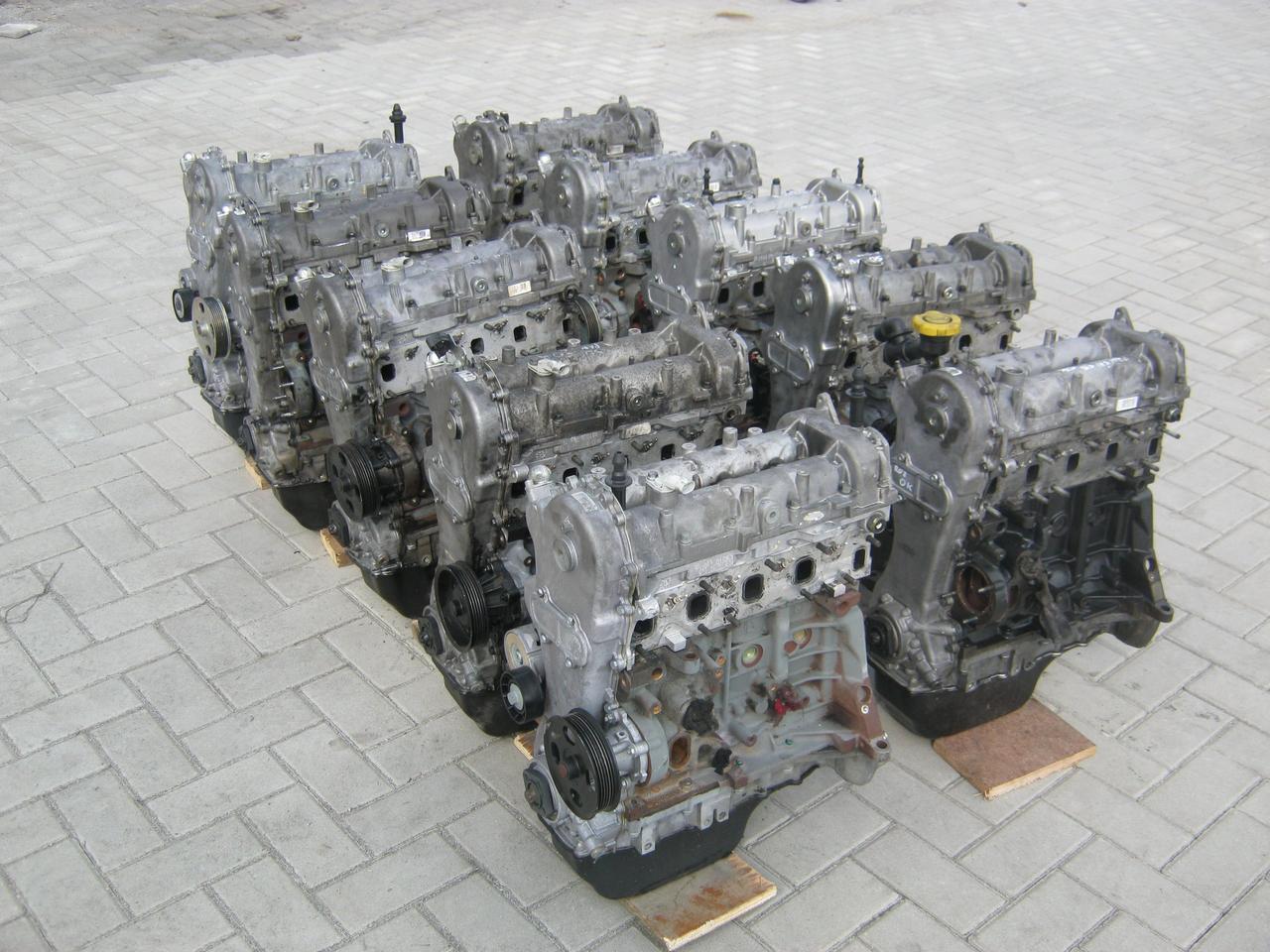 Б/у Двигун Fiat Doblo 2005-2016р