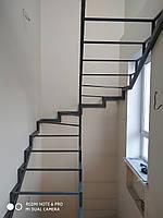 Лестница из металла. Универсальный каркас лестницы., фото 1