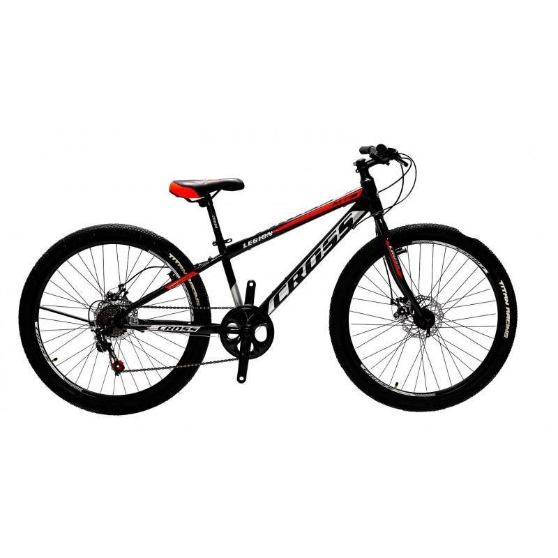 """Велосипед для подростка Cross Legion 24"""" 2018"""