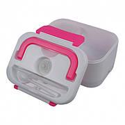 Контейнер для їжі ланч бокс термос для їжі з підігрівом Tina Lunch Box від прикурювача 12В