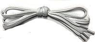 Шнурки Белый плоские 100см 7мм Kiwi, фото 1