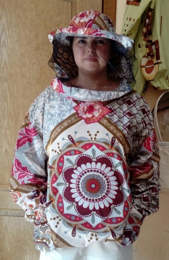 Куртка пчеловода всех размеров поликатон
