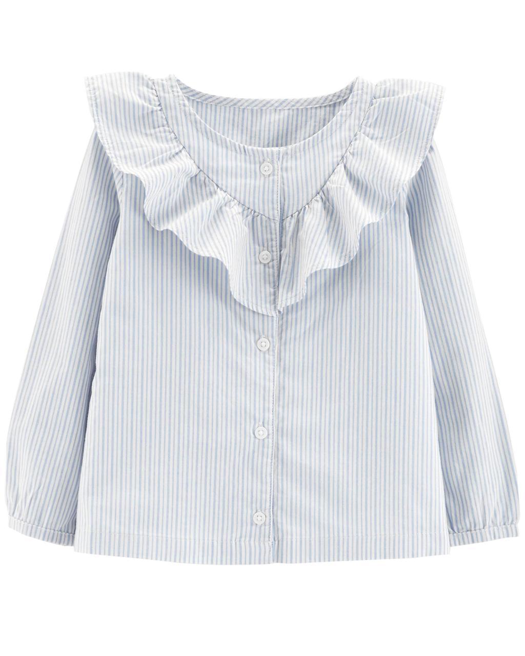 Туника для девочки Картерс ( Carters) синий 4Т(98-105 см)