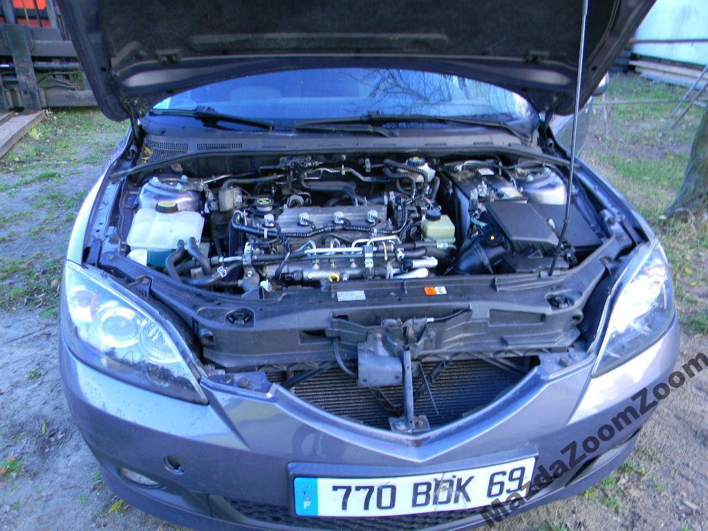 Б/у Двигун Mazda 5 2005-2015р