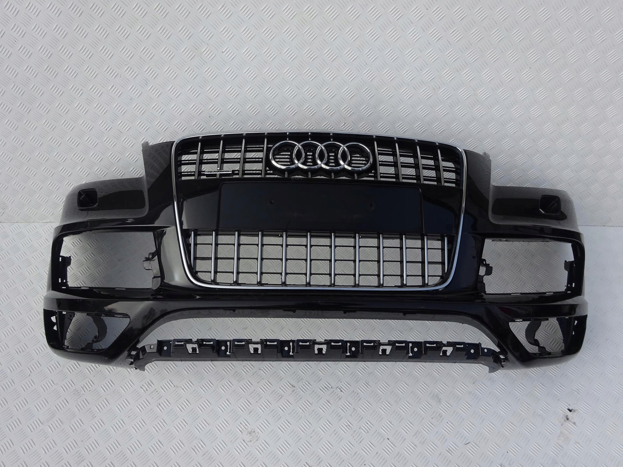 Б/у Бампер передній Audi Q7 2012-2018р