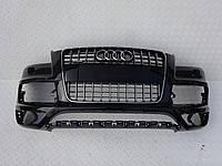 Б/у Бампер передній Audi Q7 2012-2018р, фото 1
