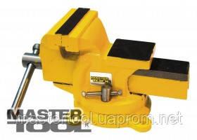 Купить Тиски слесарные поворотные 150 мм, Mastertool