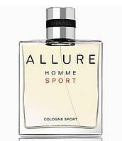 Оригинал Chanel Allure Homme Sport Cologne 150ml edc Шанель Аллюр Спорт Колон (свежий, тонизирующий, бодрящий)
