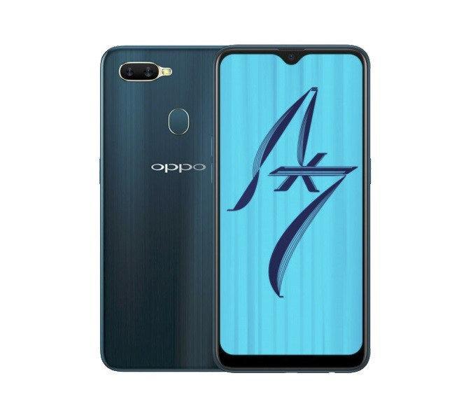 OPPO Смартфон AX7 3/64GB BLUE (101686)