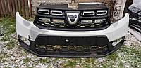 Б/у Бампер передній Dacia Sandero 2010-2017р, фото 1