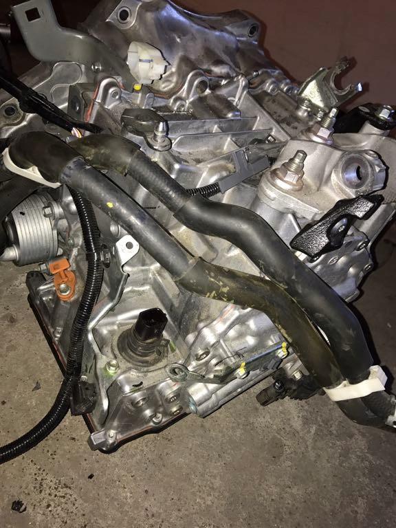 Б/у АКПП Mazda 5 2008-2015р