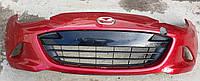 Б/у Бампер передній Mazda 5 2008-2015р, фото 1