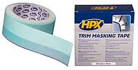 HPX TM1010 Trim Masking Tape - автомобильная малярная лента (скотч) для защиты профилей 50 мм x 10 м