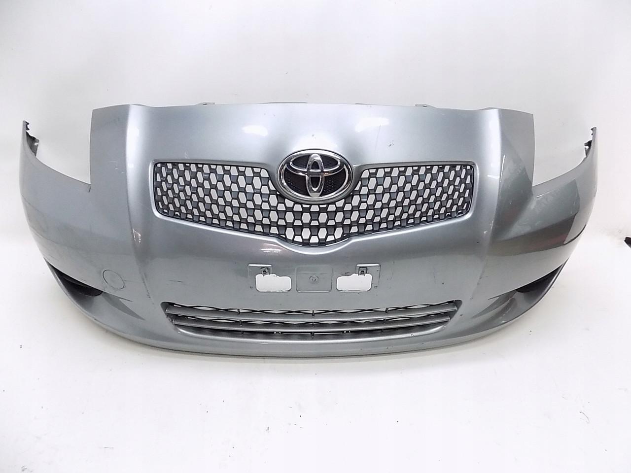 Б/у Бампер передній Toyota Yaris 2006-2015р