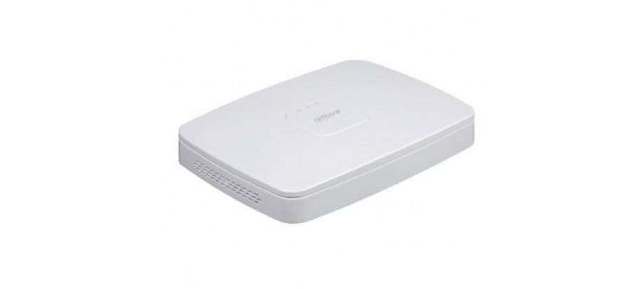 IP видеорегистратор на 8 камер до 6Мп Dahua DH-NVR1A08-8P