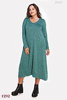 Платье Сарагоса-1 (изумрудный)