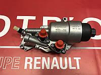 Корпус масляного фильтра Renault Master (Оригинал) 8200709764