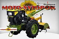 Мотоблок Добрыня МТ-81 (8,8 л.с.) с фрезой