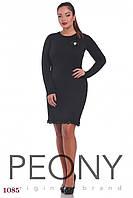 Платье Руан (черный)