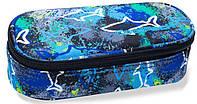 Пенал школьный CoolPack CAMPUS B62032, синий
