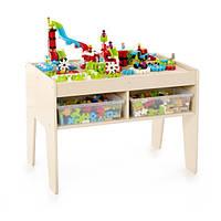 Конструктор с дополненной 3d реальностью Guidecraft IO Blocks Center со столом для класса, 458 деталей (G9609), фото 1