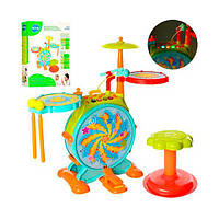 Игрушка Hola Toys Барабанная установка (666), фото 1