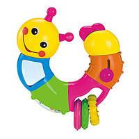 Погремушка Hola Toys Веселый червячок (786B), фото 1