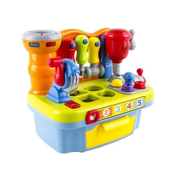 Игровой набор Hola Toys Столик с инструментами (907)