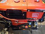 Мотоблок Булат ВТ810 дизель, мощность 8 л.с., фото 3