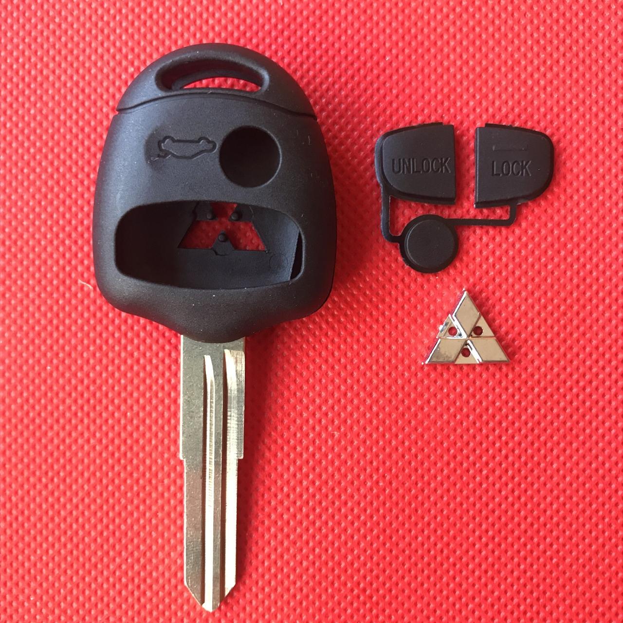 Корпус ключ   MITSUBISHI (Митсубиси) Lancer Outlander 3 - кнопки