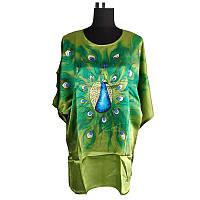 Блузка шелковая С0503, фото 1