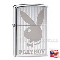 Зажигалка Zippo 24308 Playboy (Плэйбой)
