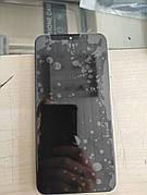 Дисплей (LCD) Samsung GH82-18685A A105/ M105 Galaxy M10 (2019) с сенсором чёрный сервисный