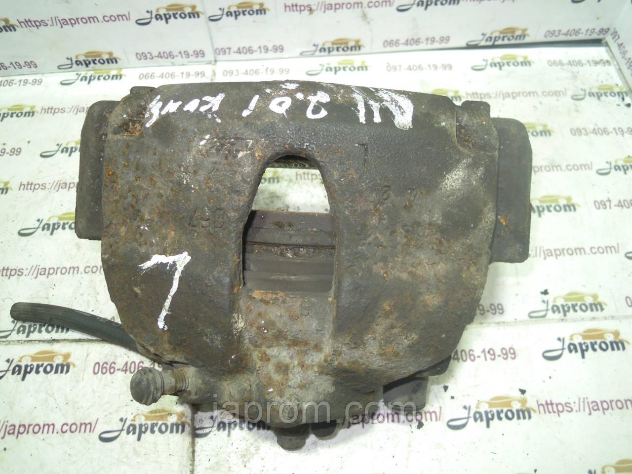 Суппорт тормозной передний левый Nissan Primera P11 1996-2001г.в. 2.0 бензин