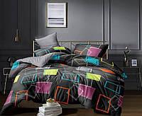 Комплект постельного белья двуспальный сатин, 100% хлопок. (арт.12180)