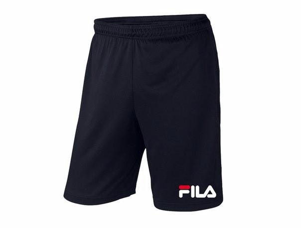Хлопковые мужские шорты Fila