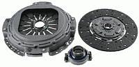Комплект сцепления IVECO 500370084 диск+корзина+выжимной