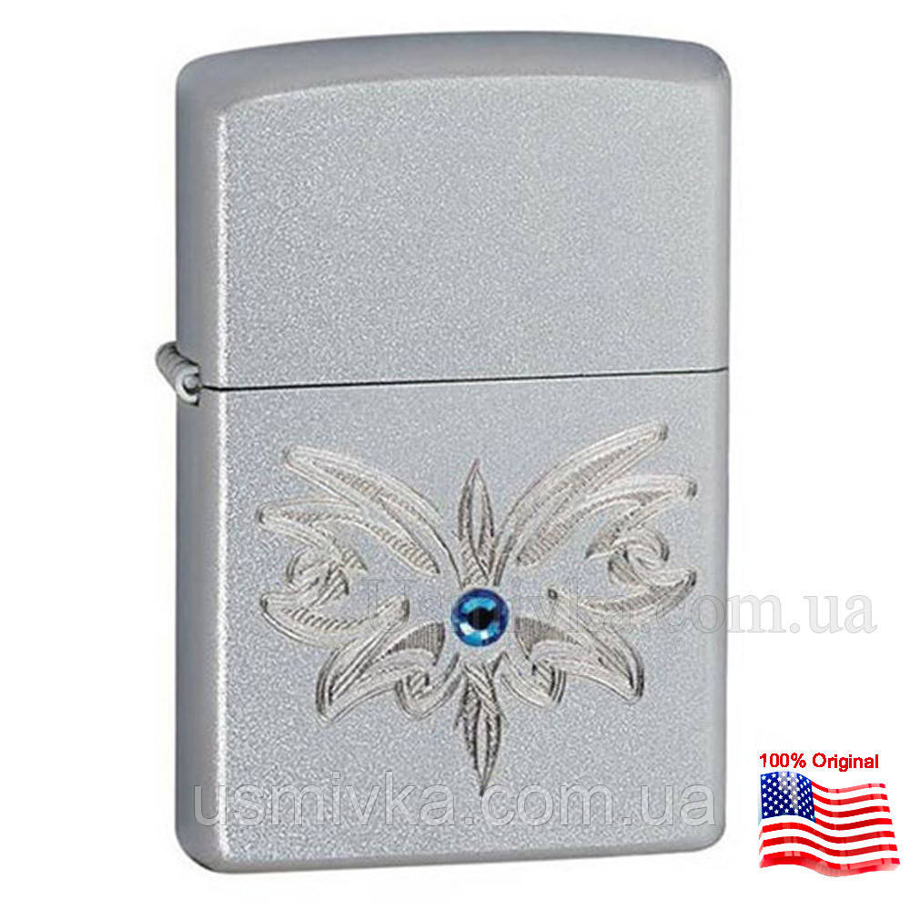 Зажигалка Zippo 24467 Batterfly wings (Крылья бабочки)