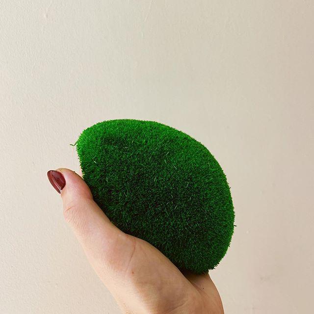 Кочковий стабілізований мох 1 кг для створення декору